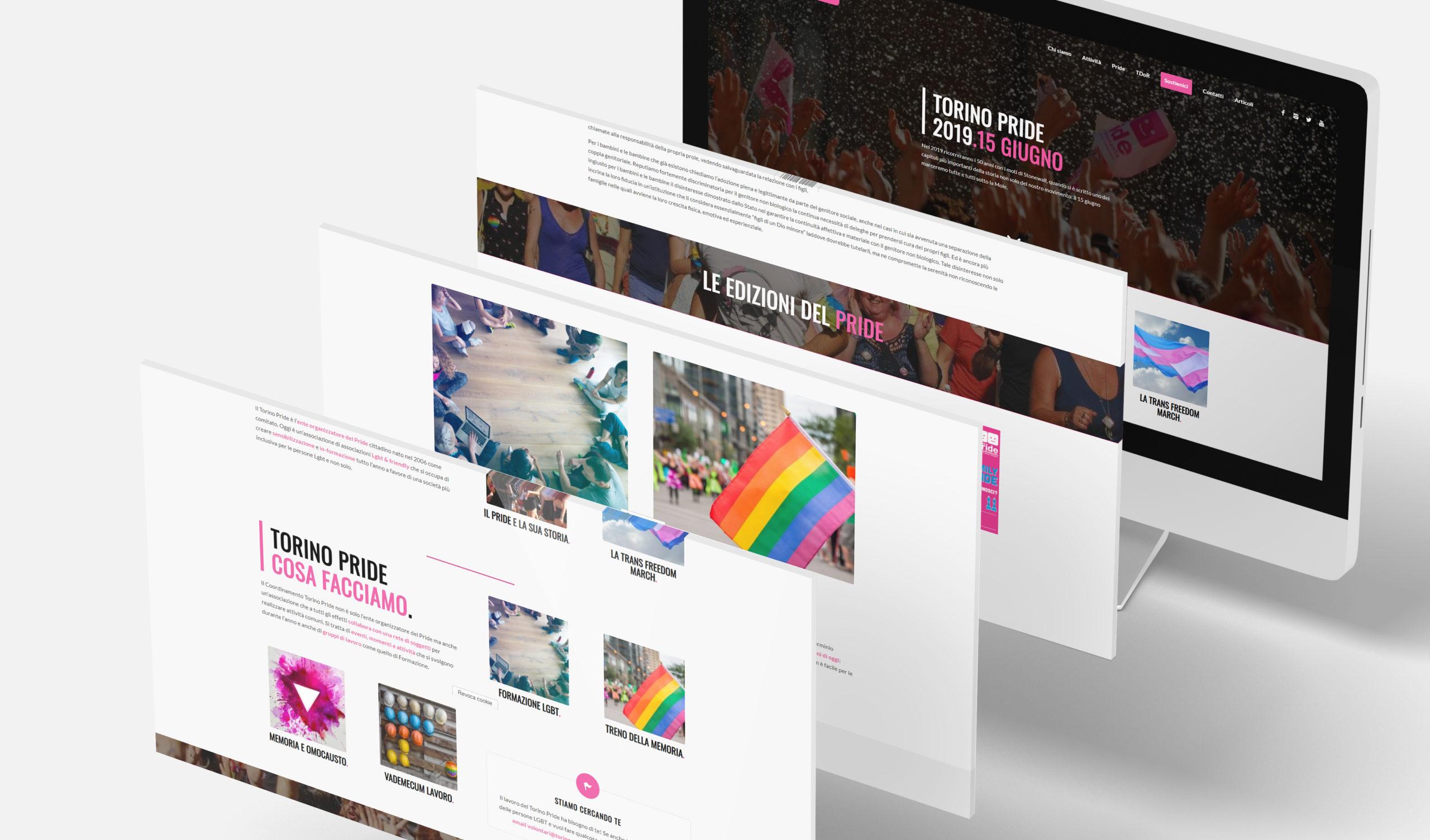 Project work: Torino Pride website (1)